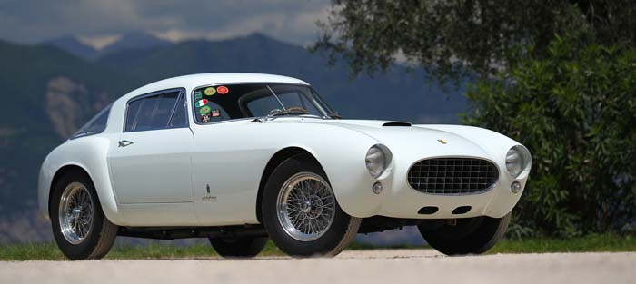1955 Ferrari 250 GT Berlinetta Competizione Estimate: $6,500,000-7,500,000 Images copyright and courtesy of Gooding & Company. Photos by Photos by Mathieu Heurtault.