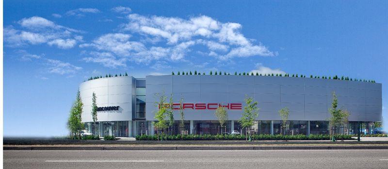 Vancouver Porsche Dealership