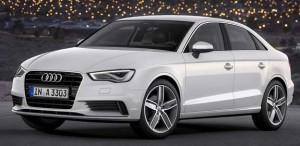 2015 Audi A3.