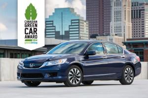 Honda Accord Hybrid.