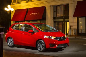 Pricing for the 2015 Honda Fit starts at $14,495.