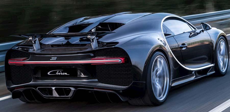 Bugatti Chiron3