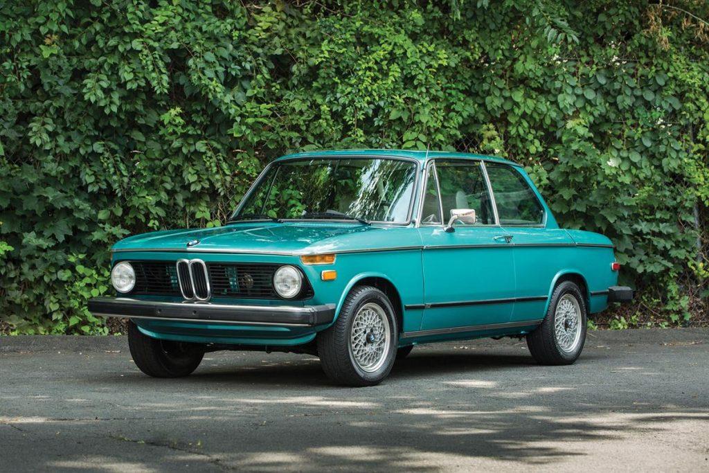 1974 BMW 2002 Tii.