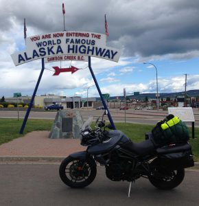 Dawson Creek in northeastern B.C., derives its name from the creek of the same name that runs through the community. Photo: Jeremy Stewart