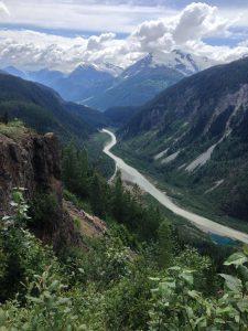 Salmon River Glacier. located 25 kilometres north of Stewart, B.C. Photo: Jeremy Stewart