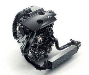 Infiniti's new VC-T engine.