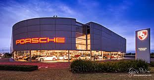 Porsche Centre, Vancouver.