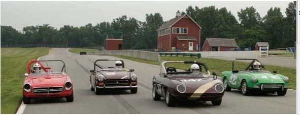 Photo: courtesy Classic Motorsports