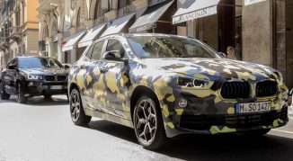 BMW X 2.