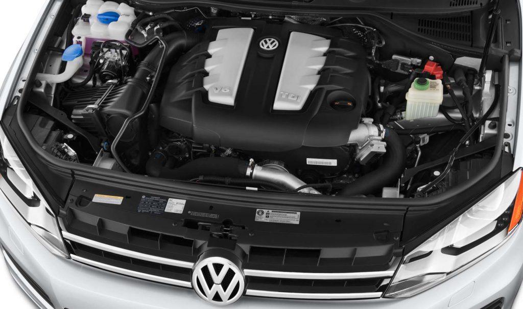 2012 VW Touraeg