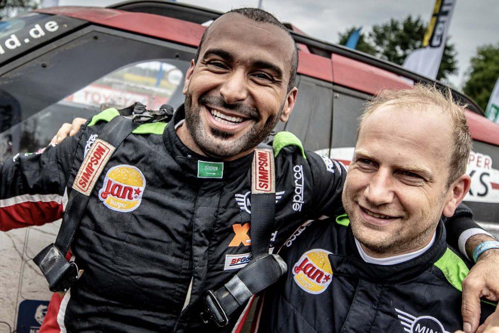 2018 Silk Way Rally, Stage 7, Yazeed Al Rajhi (KSA), Timo Gottschalk (GER) - MINI John Cooper Works Rally - X-raid Team. Photo courtesy MINI.