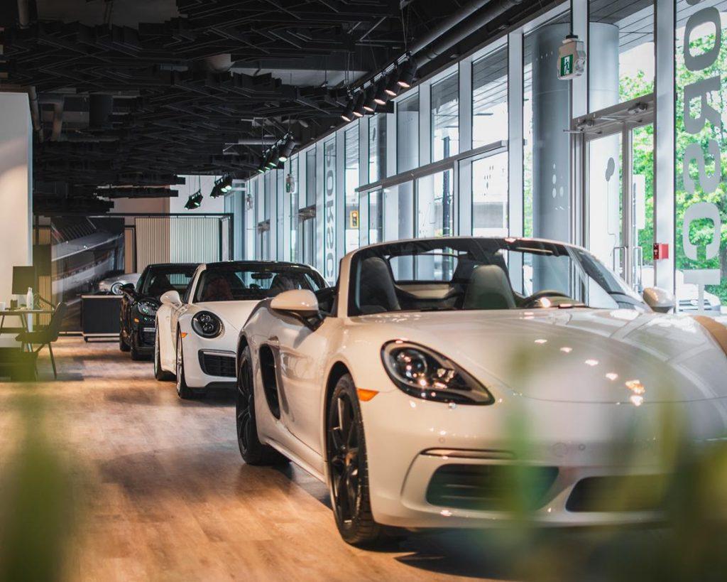 Porsche Now 2