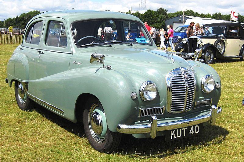 Austin A40 Somerset
