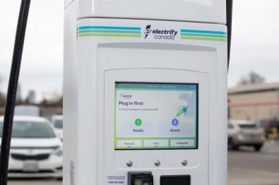 Electrify Canada arrives in British Columbia with ultra-fast electric vehicle charging stations.