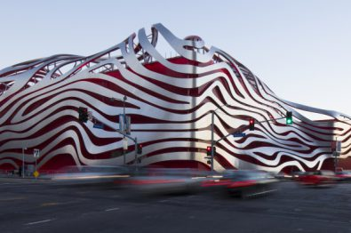 One of the world's largest automotive museums, the Petersen Automotive Museum is a nonprofit organization specializing in automobile history and related educational programs.