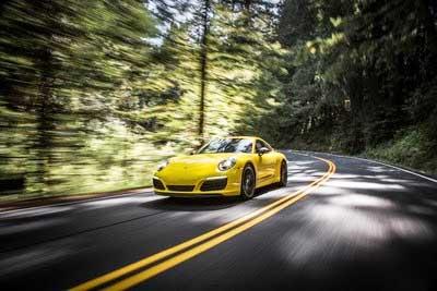 WD Porsche
